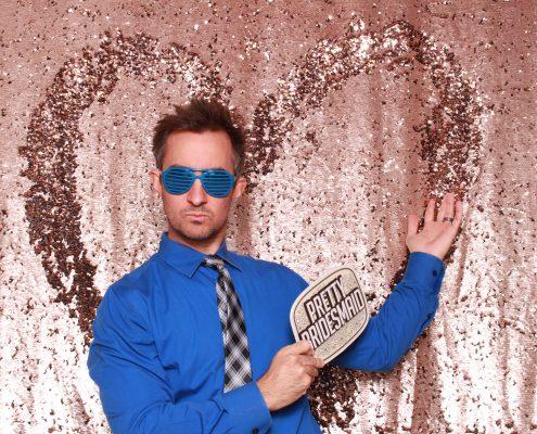 Orlando Photobooth Rental Champagne