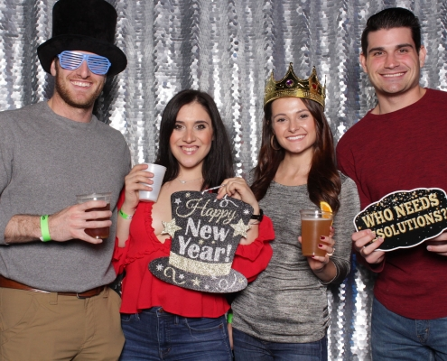 orlando photobooth new years eve